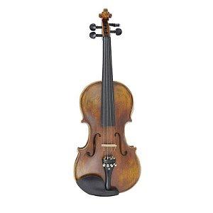 Violino 4/4 Vignoli Envelhecido c/ Estojo - VIG-F44