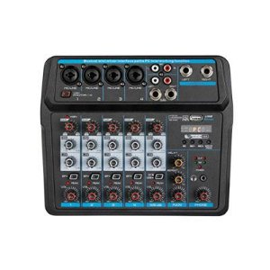 Mesa U6 Boxx 6 Canais USB Com Interface