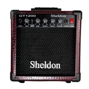 Amplificador de Guitarra Sheldon GT1200 - 15W - Marrom
