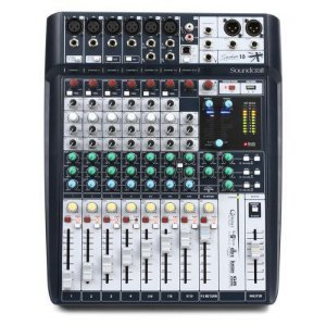 Mesa De Som Soundcraft Signature 10 Canais Harman