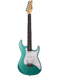 Guitarra Tagima TG-520 - Mettalic Surf Green