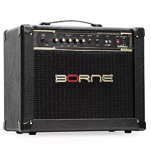 Amplificador Para Guitarra Borne VORAX 1050 - Preto
