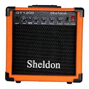 Amplificador de Guitarra Sheldon GT1200 - 15W - Laranja
