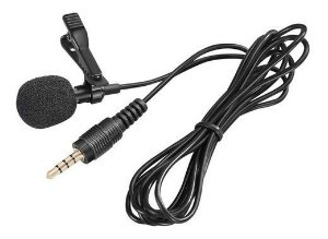 Microfone Lapela Dreamer para Celular