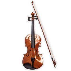 Violino 4/4 Spring - Brilhante - VS44 c/ Estojo e Arco