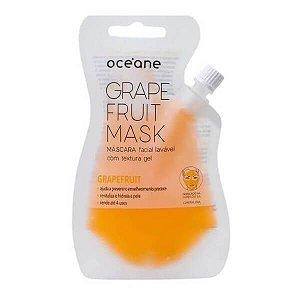 Máscara facial de Toranja/ Grapefruit - Oceane