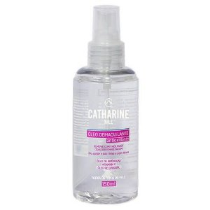 Óleo demaquilante antioxidante - Catharine Hill