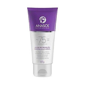 Protetor solar toque seco FPS75 - Anasol