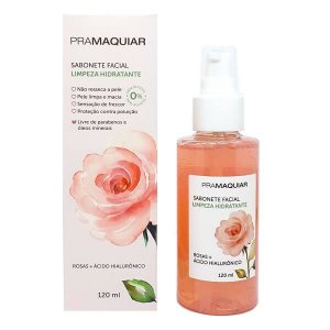 Sabonete facial Limpeza Hidratante - PraMaquiar