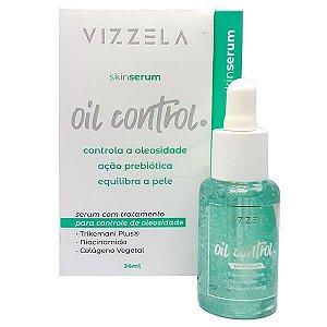 Serum facial Oil Control - Vizzela