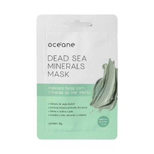 Máscara facial mineral Mar Morto - Oceane