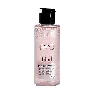 Solução de Limpeza facial 10 em 1 - Fand