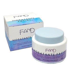 Hidratante facial - Fand