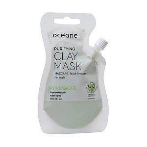 Máscara facial Aveia e Abacate - Oceane