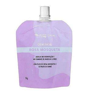 Creme facial Rosa Mosqueta - Max Love