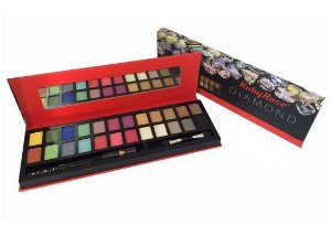 Paleta de Sombras Diamond 01  - Ruby Rose