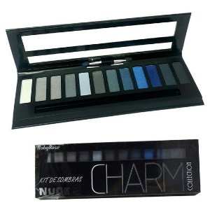 Paleta de Sombras Charm Collection Nude 3 - Ruby Rose