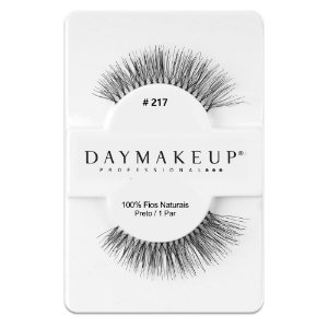 Cílios Postiços Modelo 217 - Day Makeup
