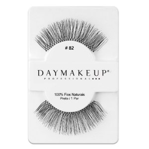 Cílios Postiços Modelo 82 - Day Makeup