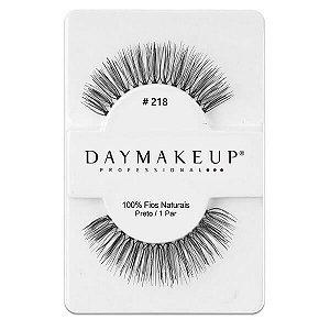 Cílios Postiços Modelo 218 - Day Makeup