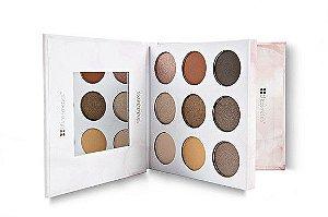 Paleta Sombra e Batons Shaaanxo - BH Cosmetics