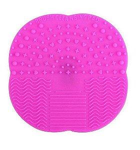 Esponja de silicone para limpeza de pincéis - Miss Frandy