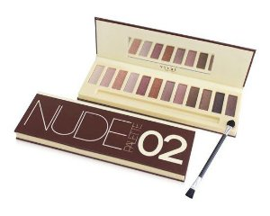 Paleta de Sombras Nude 02 - Vivai