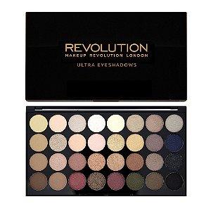 Paleta de Sombras com 32 Cores Flawless  - Revolution