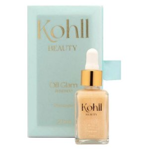 Oil Glam Blindado Champagne - Kohll Beauty