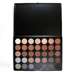 Paleta 35 cores de Sombras Morphe Cosmetics - Modelo 35K