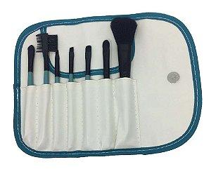 Kit 7 Pinceis - Makeup For You