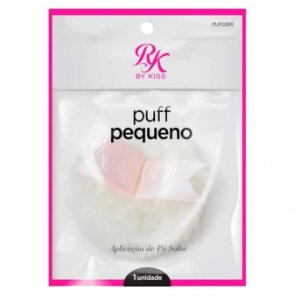 Esponja Puff Pequeno - RK by Kiss