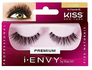 Par de Cílios Postiços Premium KPE09S - First Kiss