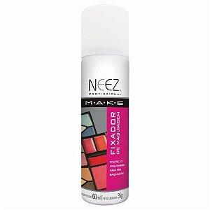 Spray Fixador de Maquiagem 60ml - Neez