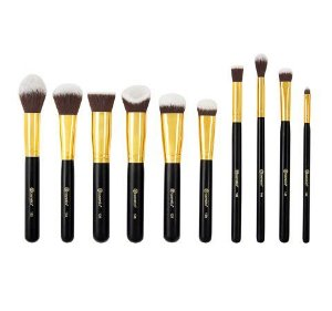 Kit 10 Pincéis Kabuki/Precisão (Sculpt and Blend 3) - BH Cosmetics