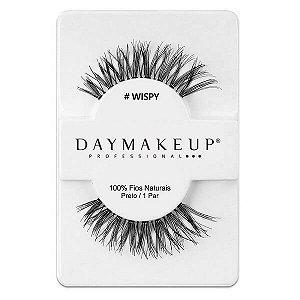 Cílios Postiços Modelo Wispy - Day Makeup