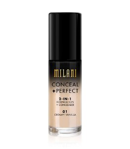 Base Conceal + Perfect - Milani