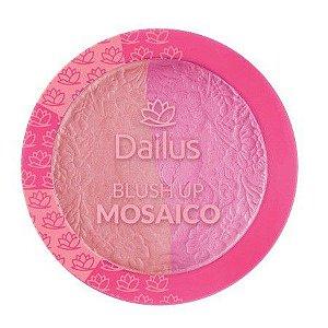 Blush Up rosa floral - Dailus