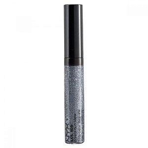 Delineador Crystal Liner Prata - NYX