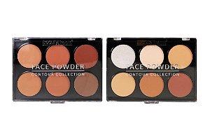 Paleta de Contorno - Beauty Treats