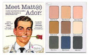 Paleta de Sombras Meet Matt(e) Ador - The Balm