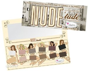Paleta Nude Tude - The Balm