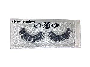 Par de Cílios Mink 3D Hair - 3D11