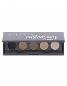 Paleta de sombras Collection Prata - Makie