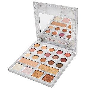 Paleta Sombra e Iluminador Carli Bybel Deluxe - BH Cosmetics