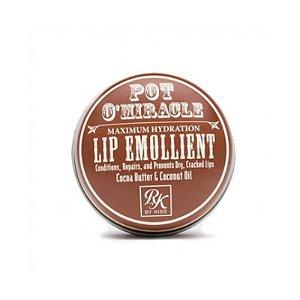 Balm para lábios lip emollient - RK by KIss