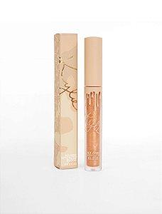 Batom Liquido Efeito Gloss Metalizado Glamour  - Kylie