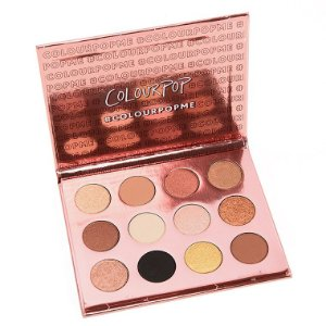 Paleta de sombras I think I love you - Colourpop