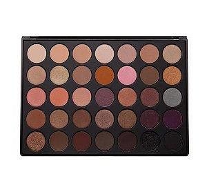 Paleta 35 cores de Sombras 35W - Morphe