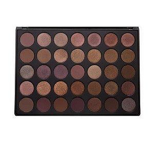 Paleta 35 cores de Sombras 35T - Morphe